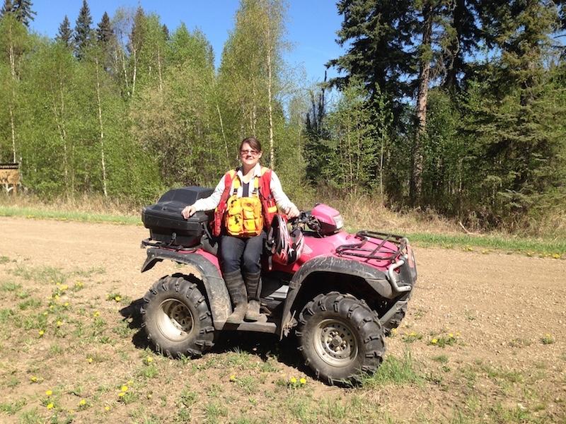 Women in Forestry
