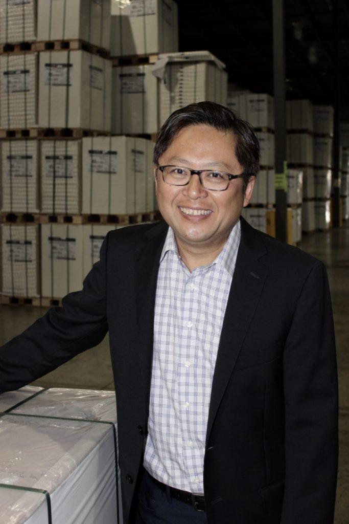David Chin, APP Canada president