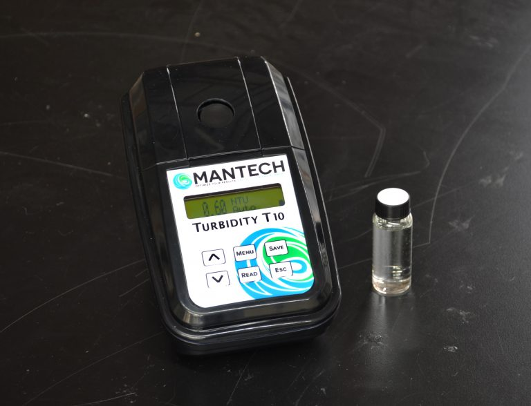 MANTECH T10 turbidity meter