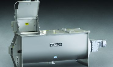 Munson Machinery Ribbon Blender HD-3.5-9-SS
