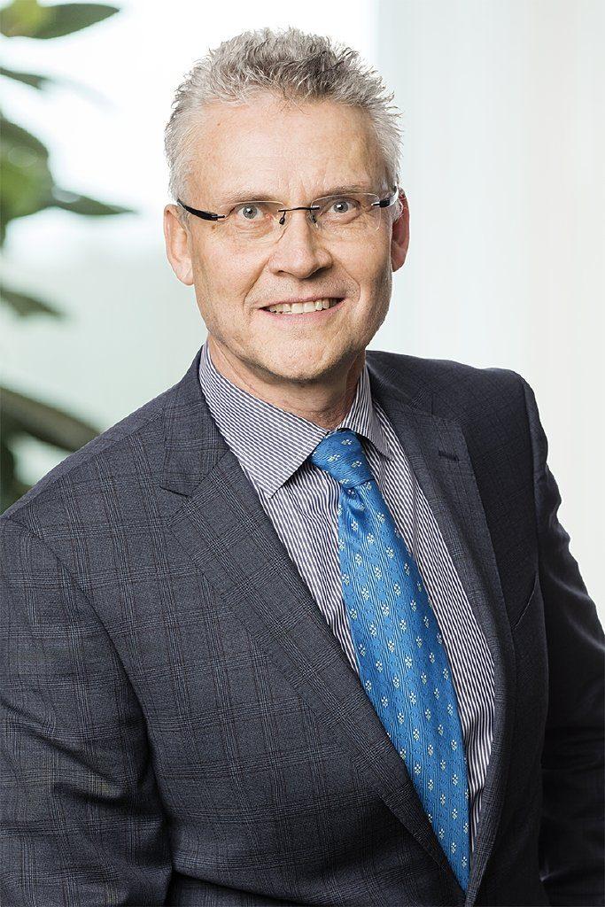 Lennart Holm, BillerudKorsnäs