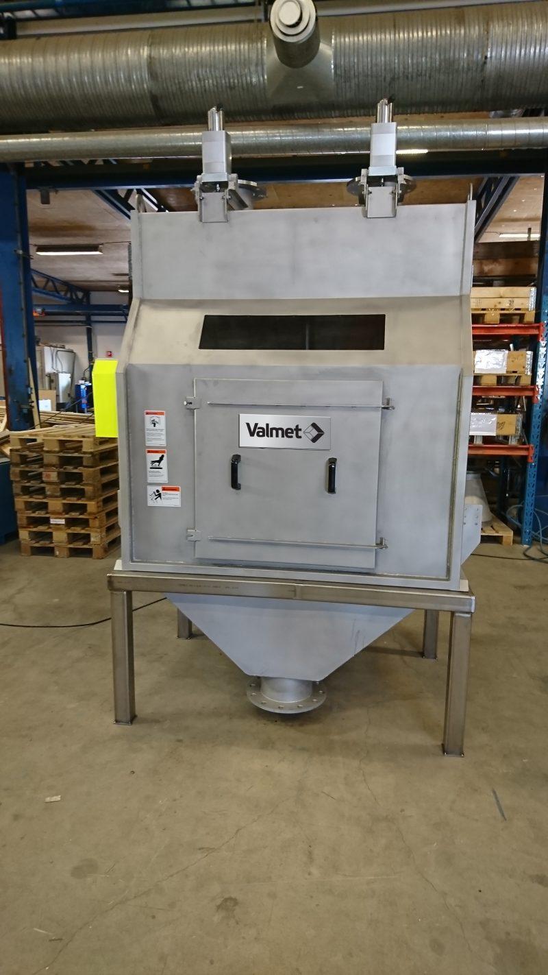 Valmet Pressure-fed Bow Screen