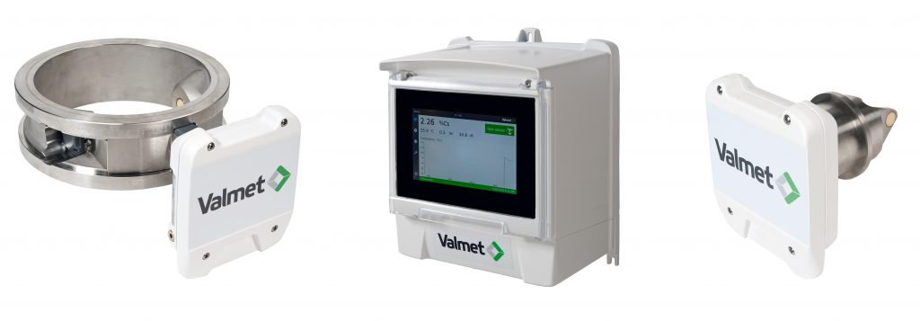 Valmet's Microwave Consistency Measurement