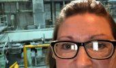 Colleen Lenart, fibreline day superintendent, Skookumchuck Pulp