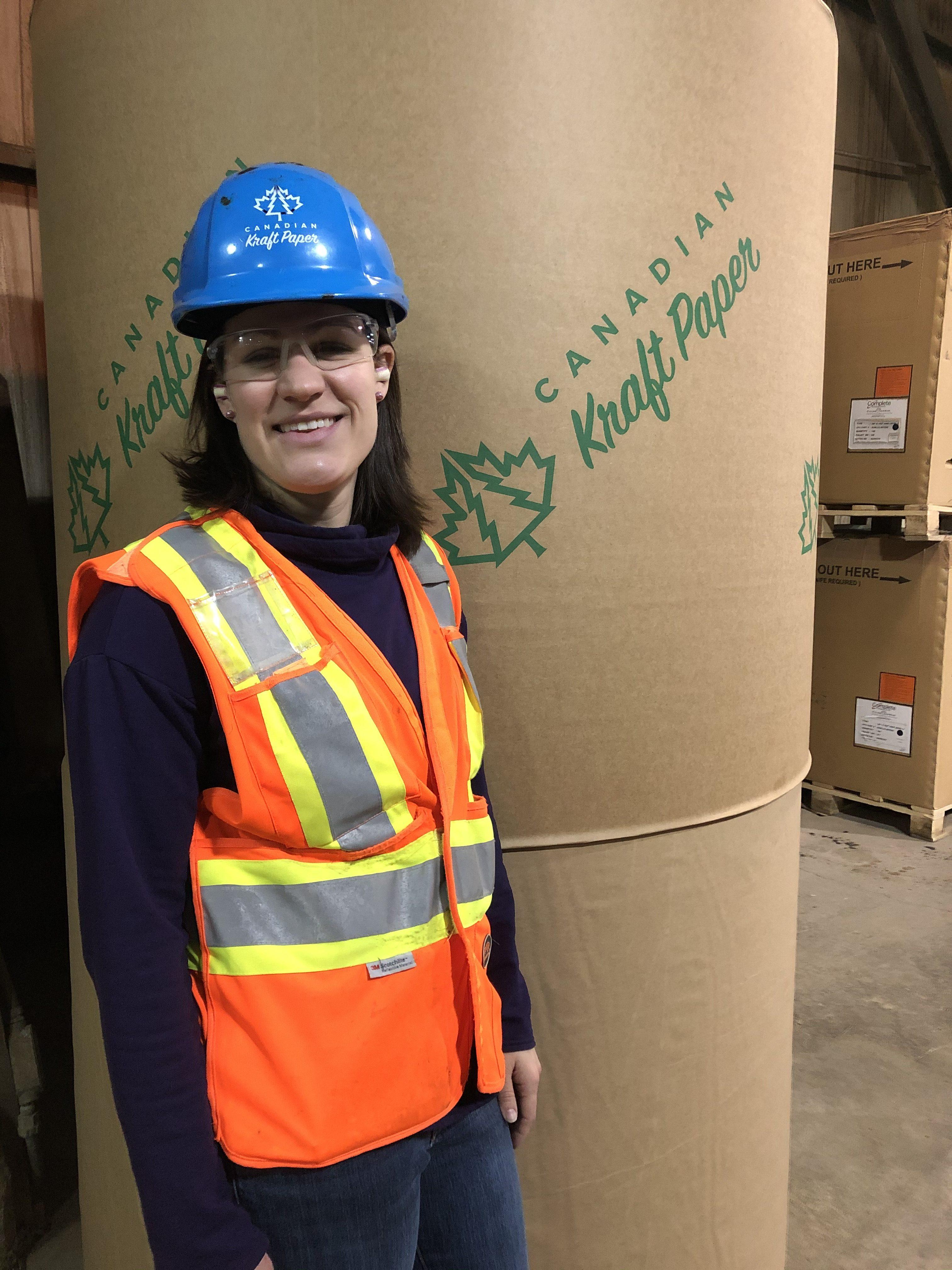 Laura Pettit, Canadian Kraft Paper
