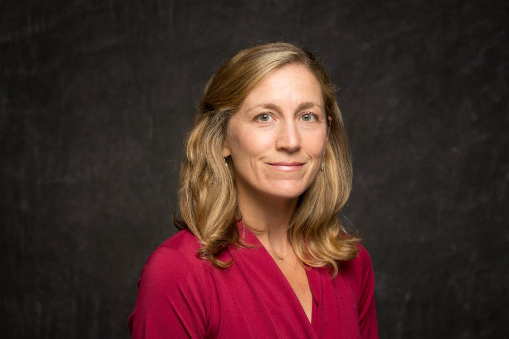Sophie Beckham is the new chief sustainability officer for International Paper. Photo: International Paper