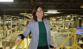 Cynthia Desjardins, regional general manager, Cascades Containerboard Packaging