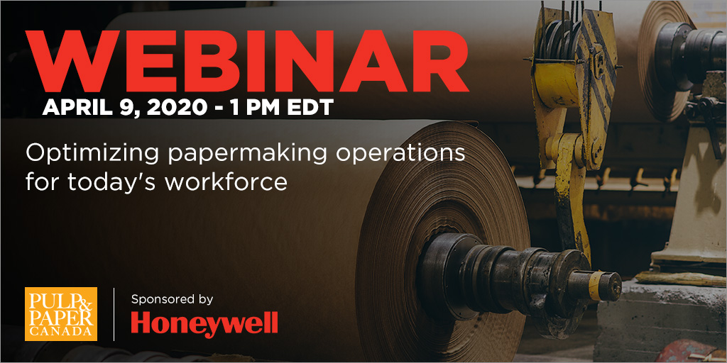 WEBINAR: Optimizing papermaking operations for today's workforce.